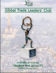 Trophée Internationnal de la Qualité à Paris 2017 3