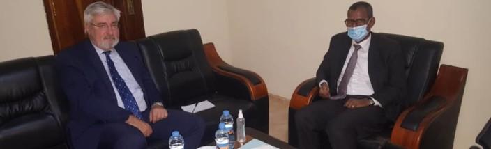 مقابلة سفير ج افريقيا 2020-10-26